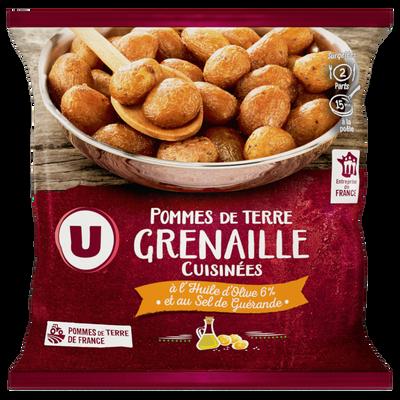 Pommes de terre grenailles U, 450g