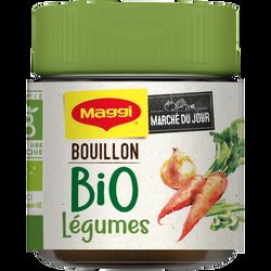 Bouillon légumes bio nestle MAGGI poudre