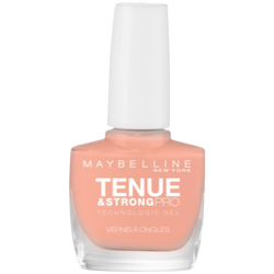 Vernis à ongles tenue & strong 914 blush skyline MAYBELLINE, nu