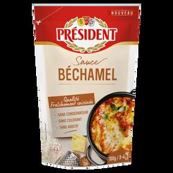 Sauce gastronomique béchamel PRESIDENT 300g