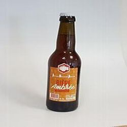 Bière Ambrée Brasserie Angevine 33 cl