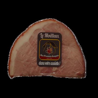 Jambon supérieur fumé cuit dans le Haut Doubs, 1.300kg