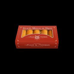 Pains d'épices glacés minces dorés x10 MULOT ET PETIT JEAN, 150G