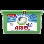 Ariel Lessive Liquide Alpine Ariel Pods 3 En 1 X43 Dses 1083,6kg
