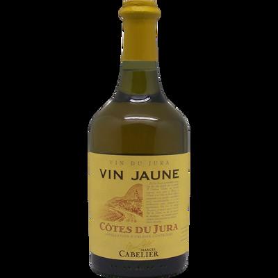 Vin blanc Côtes du Jura Vin Jaune AOP Marcel Cabelier, bouteille de 62cl