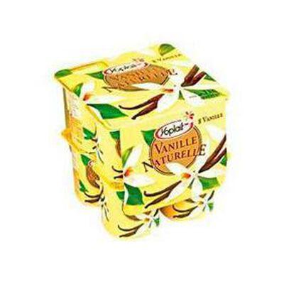 Yaourts à la vanille naturelle YOPLAIT, 8x125g