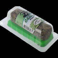 Bûchette fraîche arômatisée au poivre lait chèvre pasteurisé à pate molle, 22% de MG, JACQUIN, 150g