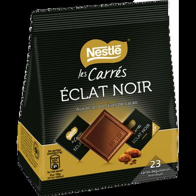 Chocolat Eclat Noir en grands carrés  Grand Chocolat NESTLE, 192g