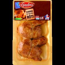 Cuisse de poulet rôti, LE GAULOIS, France, 2 pièces 380 g