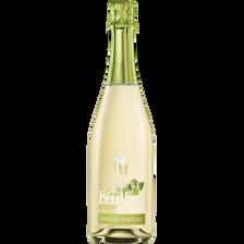 Pétillant au raisin LISTEL, 2,5°, bouteille de 75cl