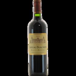 """Vin rouge AOP Haut Médoc """"Château Beaumont"""",  6x75cl"""