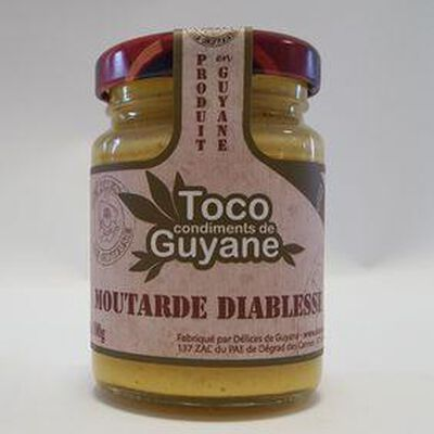 Toco moutarde diablesse 100g