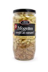 MOGETTES AU CONFIT DE CANARD 820G DELICES DE L'ARCEAU CHANVERRIE
