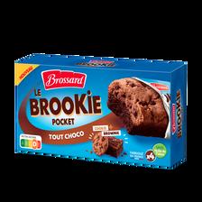 Brossard Cookies Au Chocolat Et Pépites De Chocolat Sur Gâteaux Au Chocolat , X4, 184g