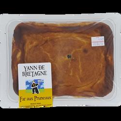 Far breton pruneaux, 1 pièce, 800g