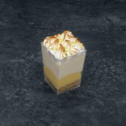 Verre citron meringué, 1 pièce, 100g