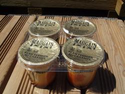 Flan Fermier Caramel X4 - MAUGAIN