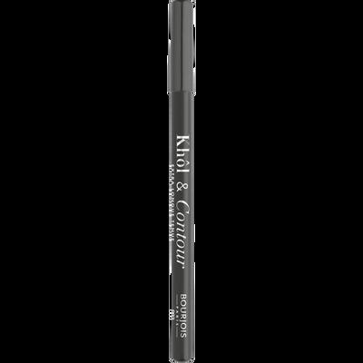 Crayon khôl et contour des yeux misti-gris BOURJOIS blister