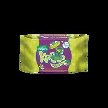 Lingettes parfum melon KANDOO, x55
