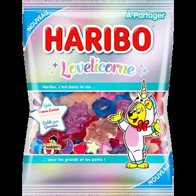HARIBO love licorne sachet 200g