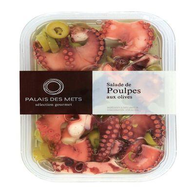 Salade de tentacules de poulpes aux olives 200g