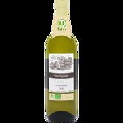Vin De France Vin De France Sauvignon Blanc Le Bosquet U Bio Ble 75cl