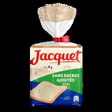Jacquet Maxi Jac Pain De Mie Nature Sans Sucres Ajoutés , 550g