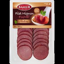 Regis Bahier Filet Mignon Fumé Tranche Nature , 100g