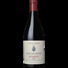 Vin rouge AOP Côtes du Rhône Famille Perrin, bouteille de 1,5l