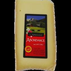 Abondance AOP au lait cru 28%mg portion 200/300g environ