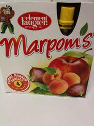 Marpom's pomme abricot marron