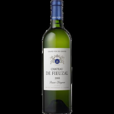 Vin blanc AOC Pessac Leognan Crus classé de Graves Château FIEUZAL, 75cl