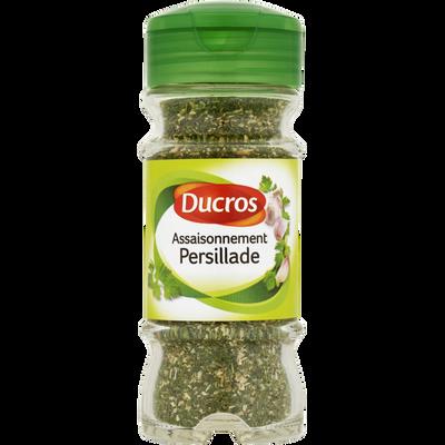 Persillade pour escargot DUCROS, flacon Duc 43g