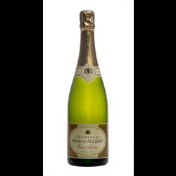 Champagne brut Henry de Valbert Cuvée Tradition, 75cl