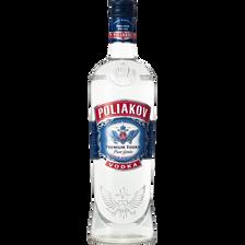 Vodka POLIAKOV, 37,5°, 1l