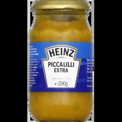 Sauce piccalilli HEINZ, Pot de verre de 290g