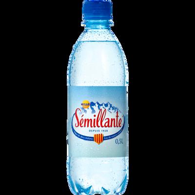 Eau naturelle SEMILLANTE, bouteille de 50cl