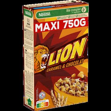 Nestlé Céréales Lion Nestlé, 750g