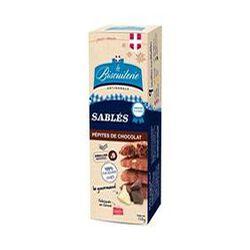 Biscuit sablés aux pépites de chocolat LA BISCUITERIE ORSET 110G