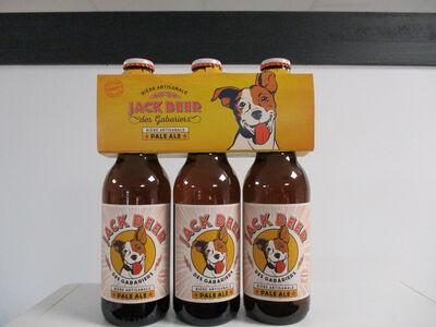 Biere artisanale Des Gabariers 3x33CL