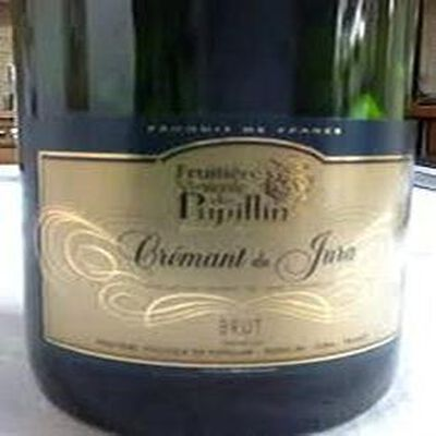 Crémant Brut du Jura - Pupillin 0.75L
