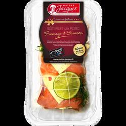 Filet de porc au saumon et fromage, MAITRE JACQUES, 1 pièce