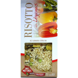 Risotto légumes BONORI,250g