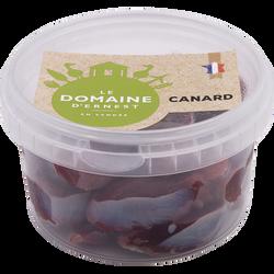 Gésier de canard, LE DOMAINE D'ERNEST, France, pot 300g