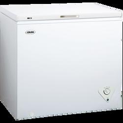 Congélateur coffre COLDIS COCC200 198l-classe A+-9kg/24h- autonomie 34h-classe climatique SN/T