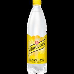SCHWEPPES Indian Tonic, bouteille de 1,5l