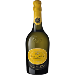 Mousseux Prosecco blanc la Gioisoa Gold Label 75cl