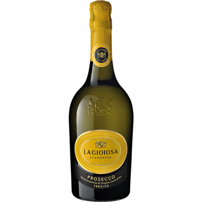 Mousseux Prosecco blanc gold label LA GIOIOSA , 75cl