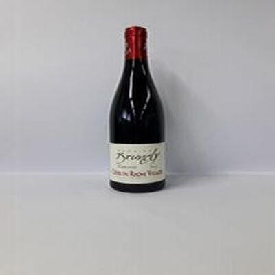 Domaine Brunely Cairanne Côtes du Rhone Villages Rouge 75cl