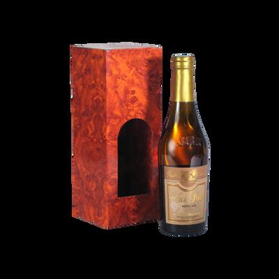 Arbois Vin de Paille FRUITIERE VINICOLE DE PUPILLIN, coffret carton 1 bouteille 0.375l